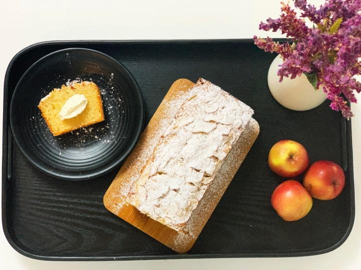 Fuji Apple Cake