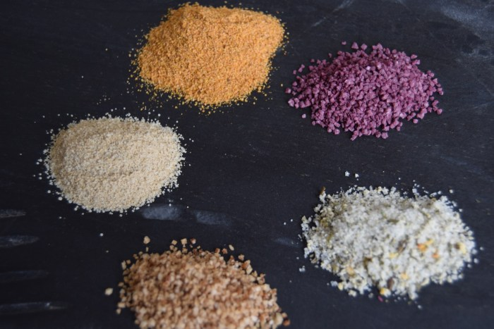 What's the difference between all the types of salt? (PartI)
